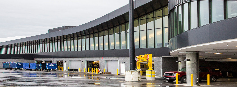 Baltimore Washington International Airport B C Connector