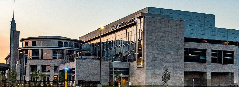 Charleston Area Medical Center Cancer Center East Coast