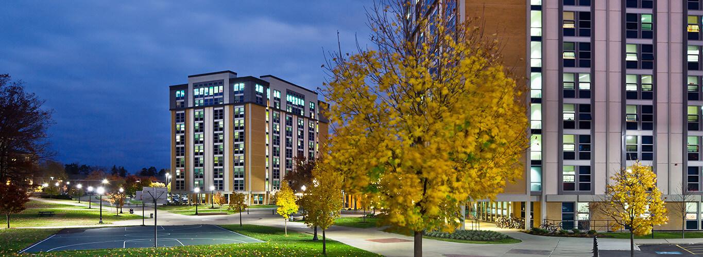 Kent State University Tri Towers Residence Halls East