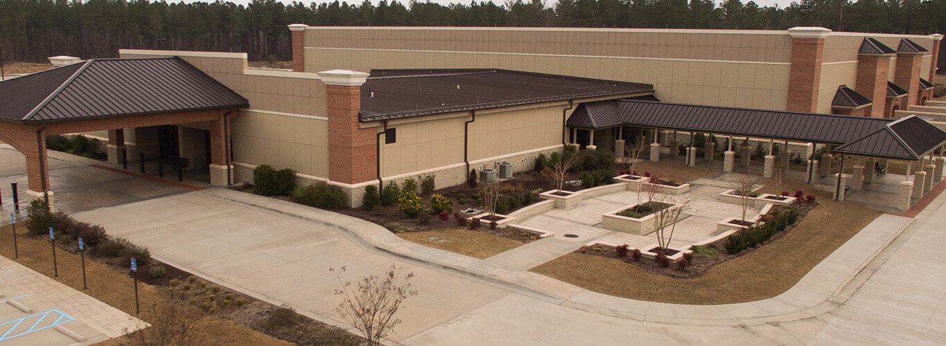Orangeburg Assembly Hall Of Jehovah S Witnesses East