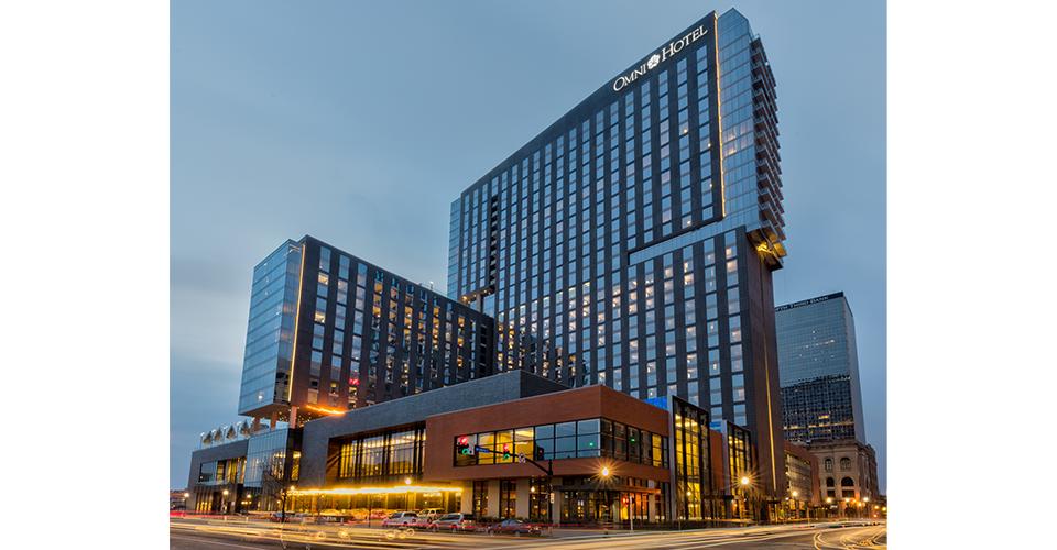 Project Spotlight: Omni Hotel