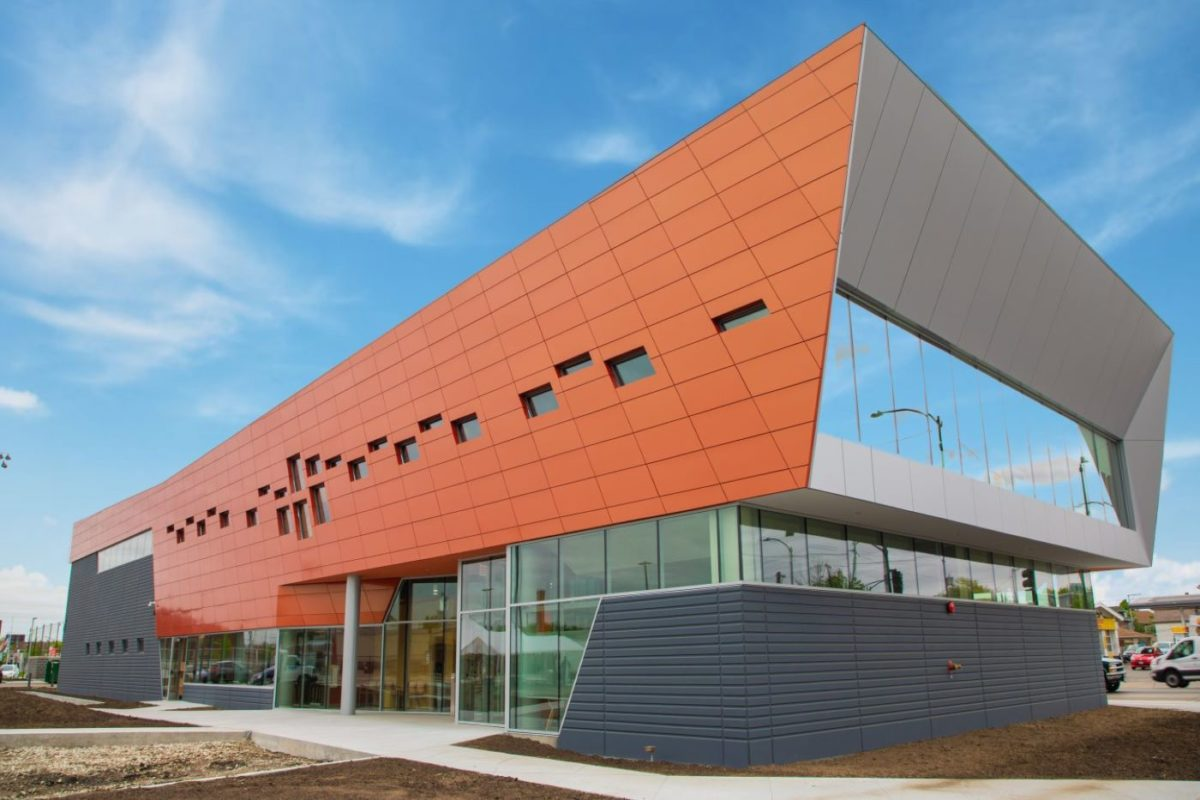 ECMS: A Proud Partner on this Year's US Building of the Year!