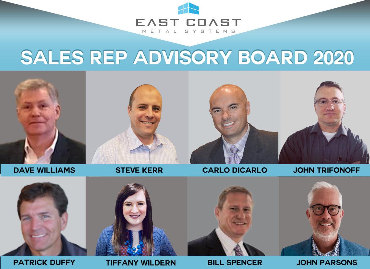 East Coast Holds 3rd Annual REP Advisory Board Meeting