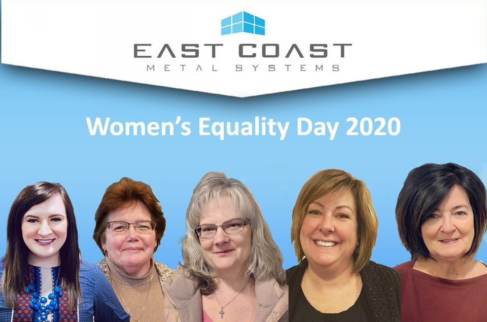 ECMS Celebrates National Women's Equality Day