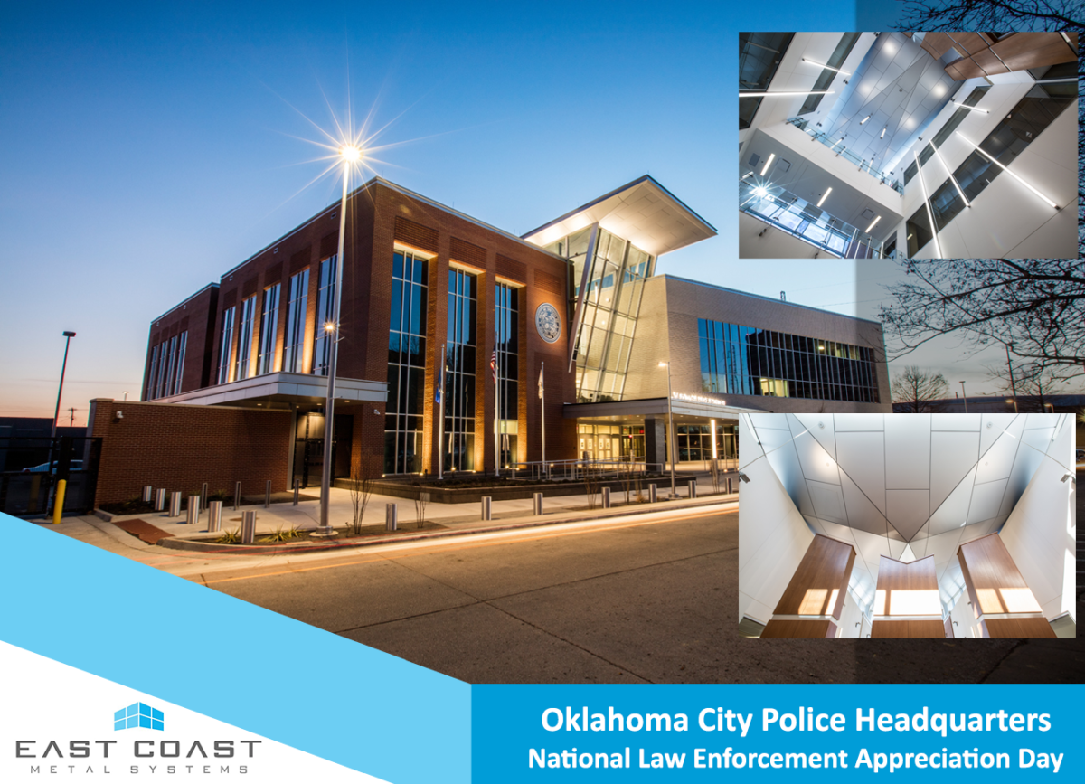 ECMS Highlights Police Headquarters on Nat'l Law Enforcement Appreciation Day